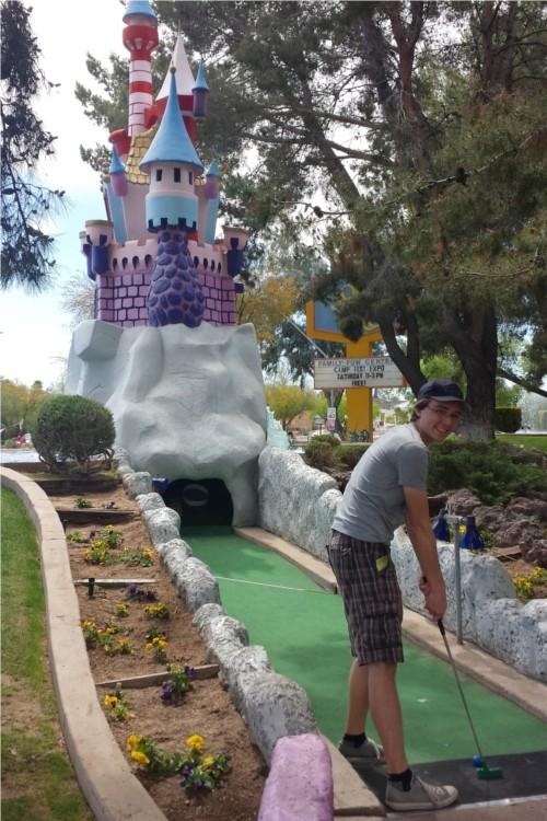 GolfNStuff mini golf