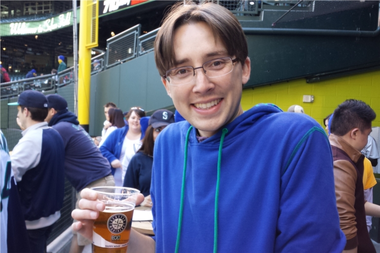 pre-game beer
