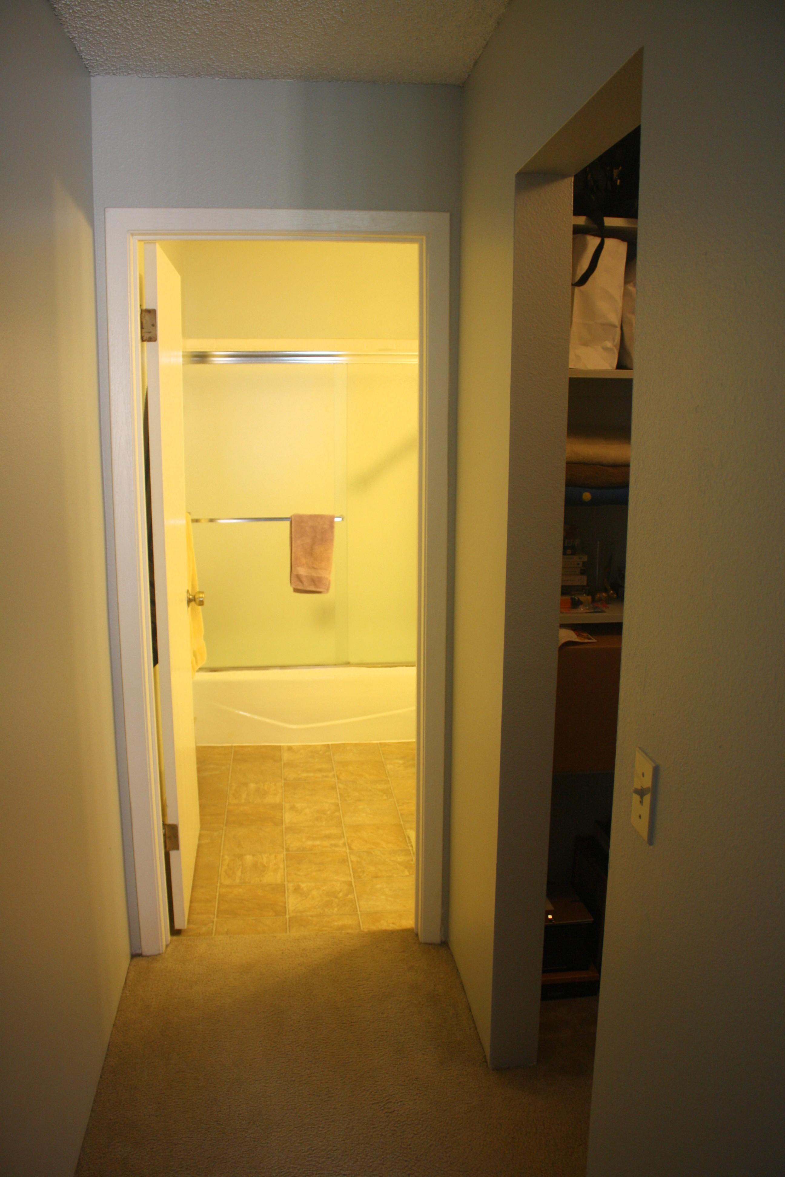 bedroom hallway S