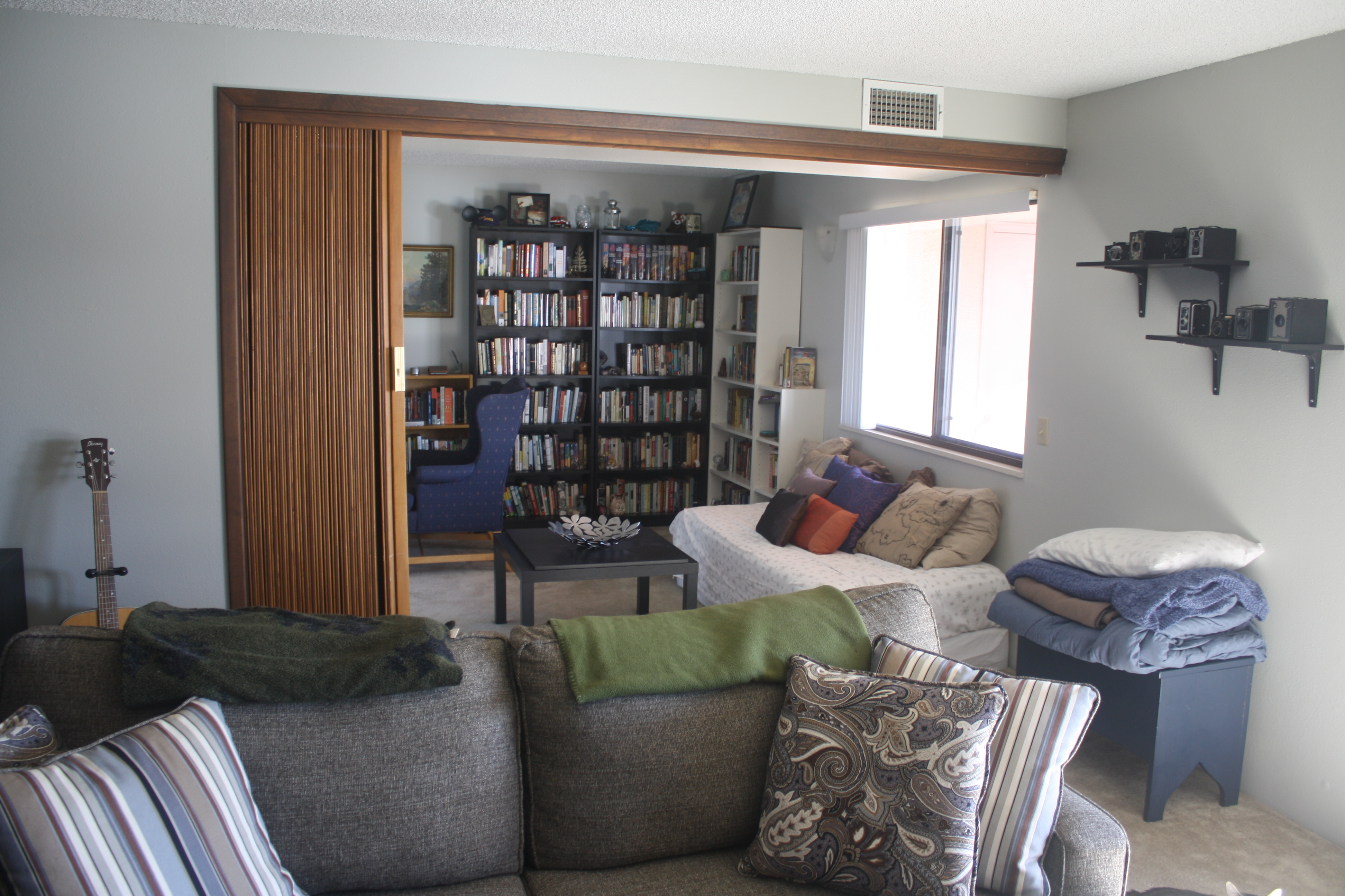 living room W